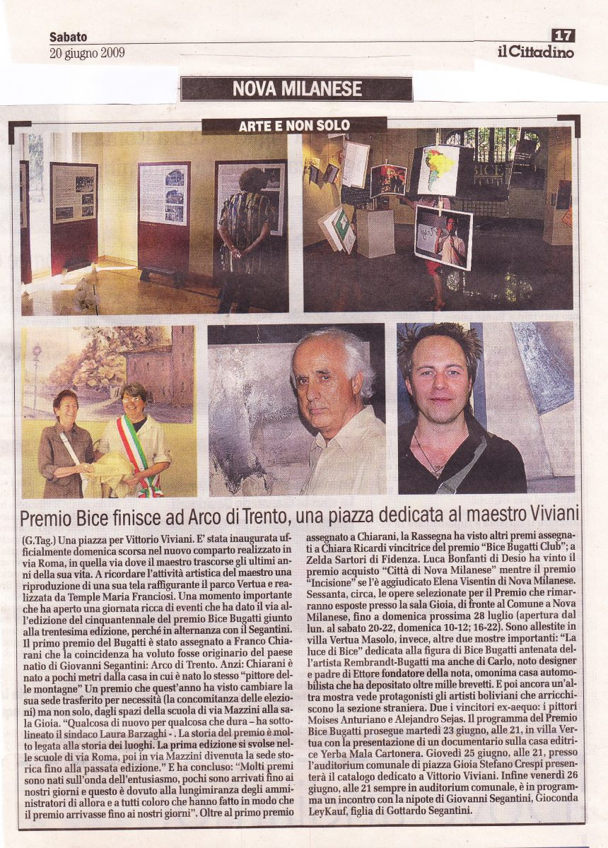 2009_50¯Premio_BB_Articolo_Il Cittadino