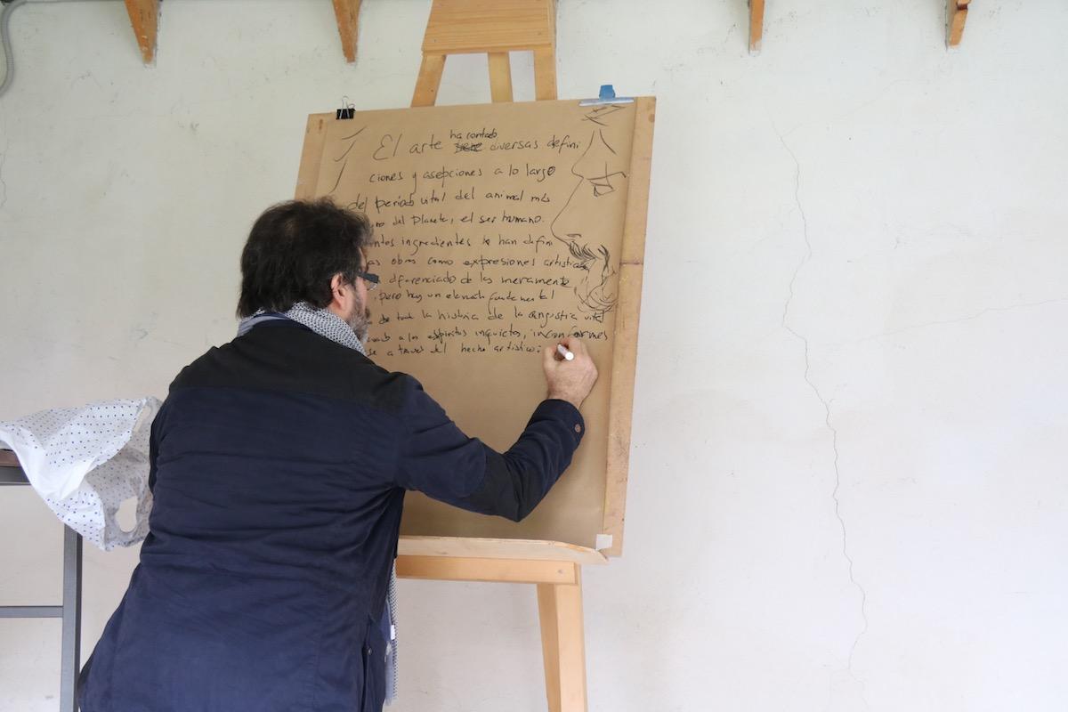 2017 Mostra Ascanio Martin Guevara